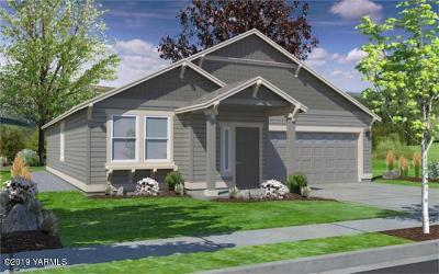 Yakima Single Family Home Ctg Financing: 2501 S. 63rd Ave