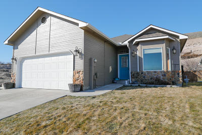 Selah Single Family Home Ctg Financing: 809 White Bluffs Pl