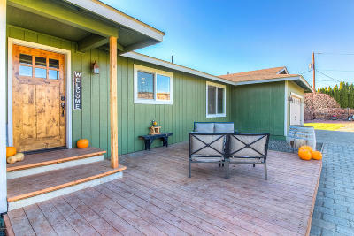 Yakima Single Family Home For Sale: 340 Willow Lawn Rd