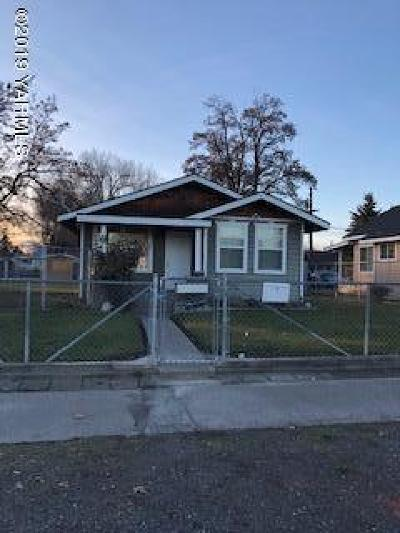 Yakima Single Family Home For Sale: 416 N 5th Ave
