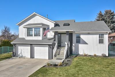 Yakima Single Family Home For Sale: 308 N 58th Ave