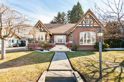 Yakima Single Family Home For Sale: 2510 Summitview Ave