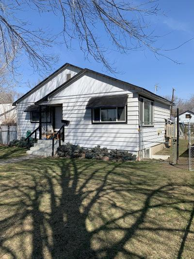Yakima Single Family Home Ctg Financing: 503 S 9th St