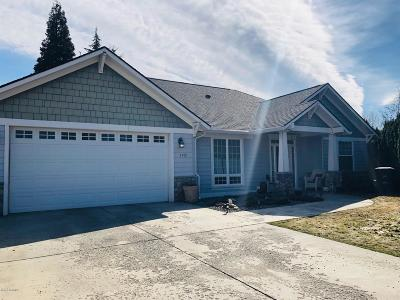Yakima Single Family Home For Sale: 4500 Kimberly Pl