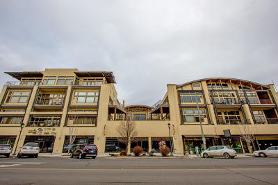 Yakima Condo/Townhouse For Sale: 17 N 3rd St #308