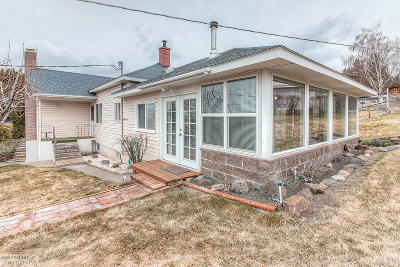 Yakima Single Family Home Contingent: 820 Pleasant Valley Pl
