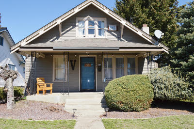 Selah Single Family Home Ctg Financing: 203 W Orchard Ave