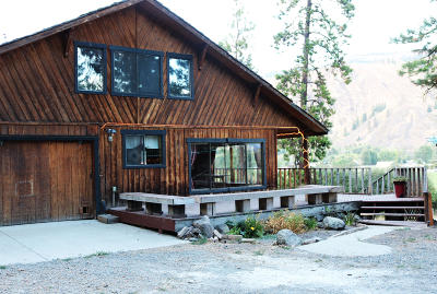 Naches Single Family Home For Sale: 452 Clover Springs Rd