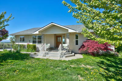 Wapato Single Family Home Ctg Financing: 1394 Lombard Rd