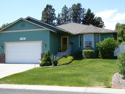 Selah Single Family Home Contingent: 1108 Crestview Dr