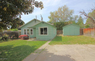 Single Family Home For Sale: 608 S 16th Ave