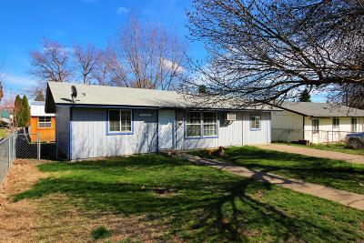 Zillah Single Family Home Ctg Financing: 205 Pearson St