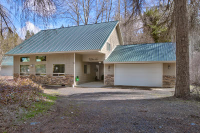 Naches Single Family Home For Sale: 172 Wapiti Run Ln