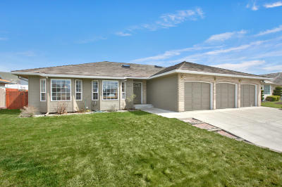 Yakima Single Family Home Ctg Financing: 5071 N Sky Vista Ave