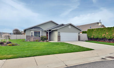 Yakima Single Family Home Ctg Financing: 5300 Maui Pl