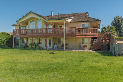 Yakima Single Family Home For Sale: 190 El Rio Dr