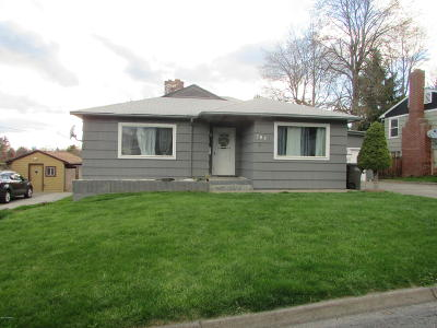 Yakima Single Family Home For Sale: 708 S 26th Ave