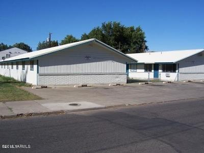 Yakima Multi Family Home For Sale: 1317 Cherry Ave