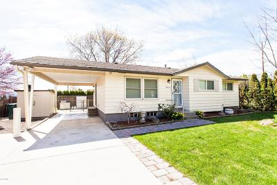 Yakima Single Family Home Ctg Financing: 6512 Century Ave