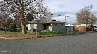 Yakima Single Family Home Ctg Financing: 502 S 43rd St