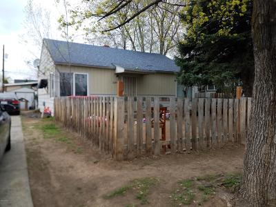 Yakima Multi Family Home For Sale: 808 S 2nd Ave