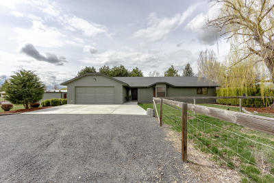 Yakima Single Family Home For Sale: 2900 S 79th Ave