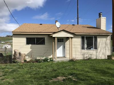 Yakima Single Family Home For Sale: 12801 Tieton Dr