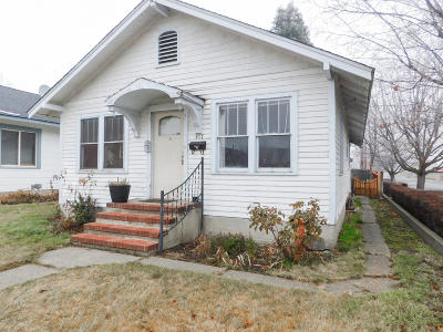 Yakima Single Family Home For Sale: 317 S 13th Ave