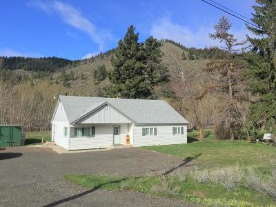 Naches, Cowiche, Tieton, Gleed, Moxee, Union Gap Single Family Home For Sale: 8600 State Route 410