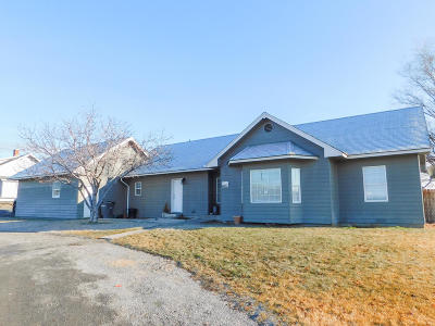 Selah Single Family Home For Sale: 471 Gibson Rd