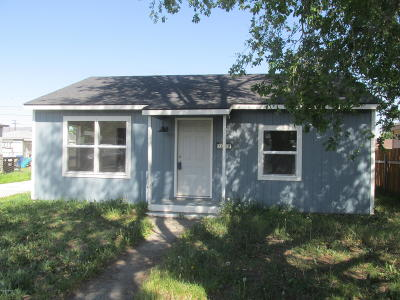 Yakima Single Family Home Ctg Financing: 1009 S 1st Ave