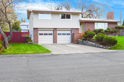Yakima Single Family Home For Sale: 615 S 35th Ave