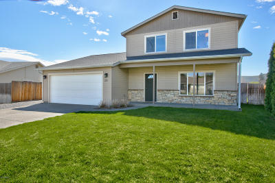 Yakima Single Family Home Ctg Financing: 2211 S 68th Ave