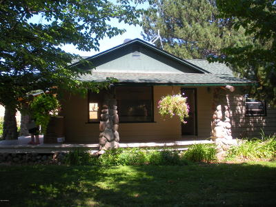 Yakima Single Family Home For Sale: 1151 Cook Rd