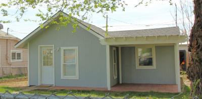 Yakima Single Family Home For Sale: 1116 Garfield Ave
