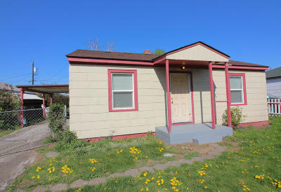 Yakima Single Family Home For Sale: 1208 Landon Ave