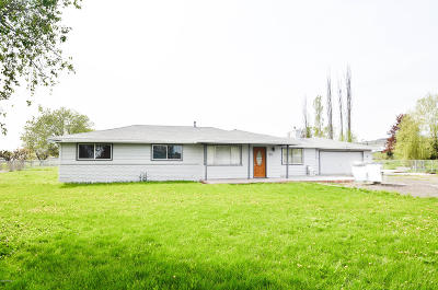 Yakima Single Family Home For Sale: 702 S 80th Ave