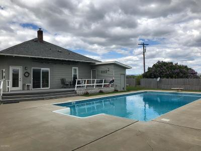 Wapato Single Family Home Ctg Financing: 7147 Yakima Valley Hwy