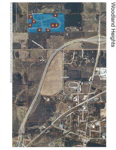Amherst Residential Lots & Land For Sale: 4781 Turkey Trail