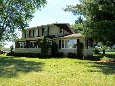 Iola Single Family Home Active - With Offer: N8775 County Road G