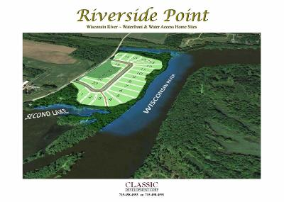 Junction City Residential Lots & Land For Sale: Lot 22 Riverside Point Subdivision