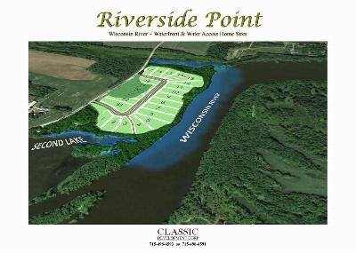Junction City Residential Lots & Land For Sale: Lot 6 Riverside Point Subdivision