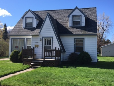 Wausau WI Single Family Home Sold: $65,000