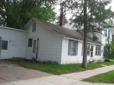 Single Family Home Sold: 1001 Franklin Street