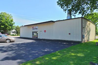 Rib Lake Commercial For Sale: 844 Mc Comb Avenue