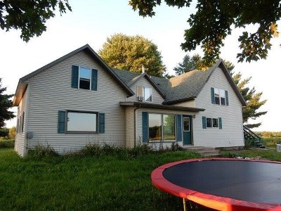 Rudolph Single Family Home For Sale: 5786 County Road O