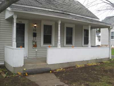 Single Family Home Sold: 216 Second Street