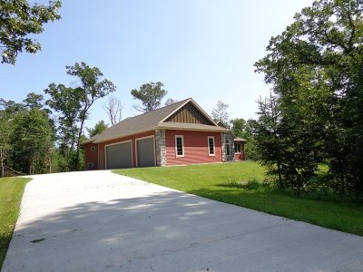 Stevens Point Single Family Home Active - With Offer: 1655 Willow Springs Drive