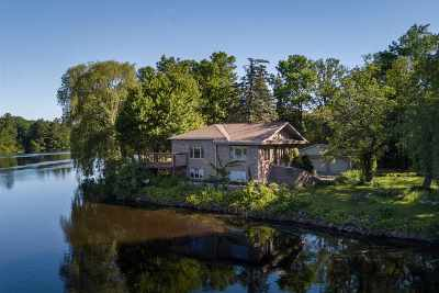 Wisconsin Rapids Single Family Home For Sale: 1252 S Biron Drive