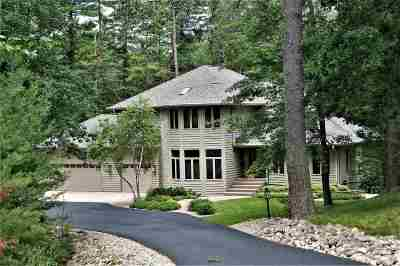 Wisconsin Rapids Single Family Home For Sale: 3321 Big Timber Drive